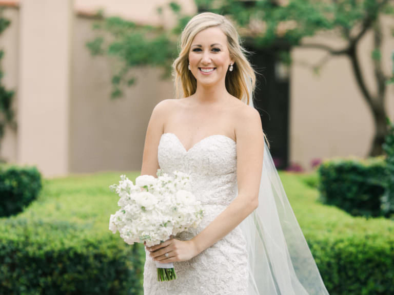 The Parador Houston Bridal Portraits